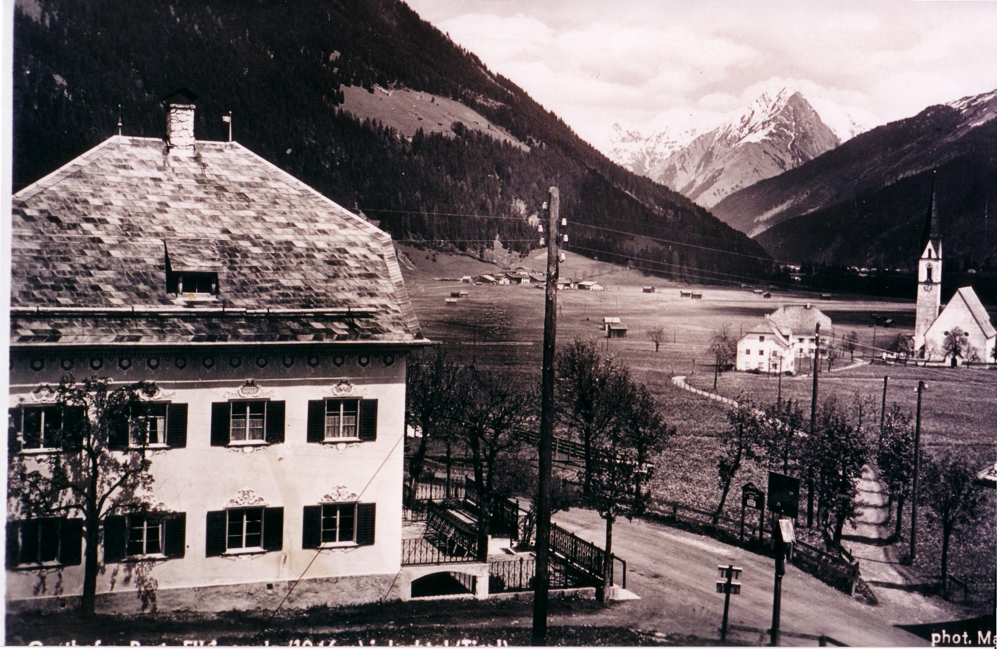 Haus mit Kirchsteig 2